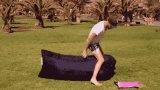 携帯用膨脹可能なソファーの空気自由で膨脹可能な豆袋