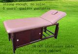 Tabela estacionária da massagem com gabinete Sm-005