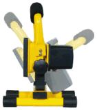 Reflector recargable del Portable 10W LED, luz de la construcción