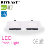 12W 2 * 1 Grille Lights LED Panel Light avec Ce & RoHS