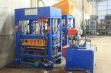 Qt4-30 het Concrete Blok die van de Dieselmotor de Machine van de Baksteen van de Betonmolen van de Machine maken