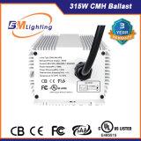 315W CMH hydroponique élèvent non le ballast électronique léger de Dimmable avec l'UL