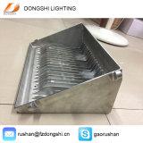 Lumière de paquet de mur de la Semi-Coupure 40~100W DEL avec le refroidisseur de radiateur