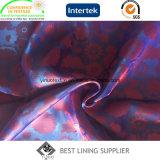 Tessuto del rivestimento del jacquard di PV per il vestito ed il rivestimento degli uomini