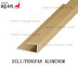 Alumaiam Fliese-Ordnungs-Baseboard oder Umsäumen
