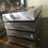 Feuille d'aluminium de la marine 5754 pour le panneau et la construction de paquet de bateau