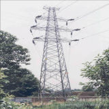 Voltage van 330kv Transmission Angle Tower