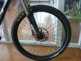 Bicicleta elétrica da bicicleta E da fibra do carbono de 27.5 polegadas
