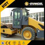 China preiswertes XCMG 14 Tonnen-einzelner Trommel-Straßen-Rollen-mechanischer Zerhacker Xs143j