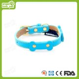 Dog High Quality Leather Leash, Dog Collar, PU Collar