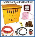 La conduttura del gasolio preriscalda ed invia la macchina di trattamento termico di Pwht della saldatura