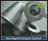 Setaccio perforato del filtrante di figura di cono dell'acciaio inossidabile