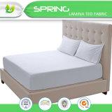 Protector impermeable barato lavable del colchón del uso del hotel