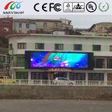 P8, P10 Outdoor Front Maintenance LED Display Digital para Publicidade