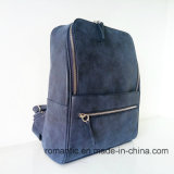 Signora Fake Suede Leather Backpack (NMDK-040504) del progettista di marca