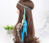 卸し売りヘアケア製品の羽の人間のRemyの毛のアクセサリ