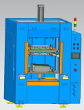 Het Handvat van de Machine van het Lassen van de warmhoudplaat voor de Ring van het Saldo