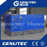 central energética Diesel Soundproof do diesel do gerador de 250kVA Cummins