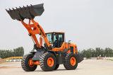 Carregador brandnew Yx655 com Ce, Eac da roda de 5 toneladas do Ensign, ISO, certificado do GV
