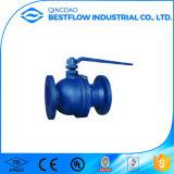 Vávula de bola sanitaria del agua del latón PPR del PVC