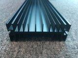 Alunimum/Aluminimum 밀어남 합금 단면도 열 싱크 또는 방열기를 양극 처리하는 6000의 시리즈