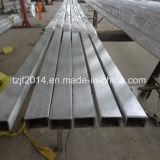 Tubo del cuadrado de la barandilla del acero inoxidable AISI304