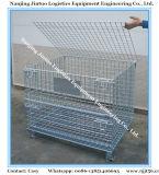 Gabbia resistente di memoria della rete metallica per il magazzino