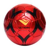 Cuero de costura de la mata del balón de fútbol de la máquina de la talla 5