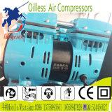 компрессор воздуха насоса 90L 3X550W миниый Oilless портативный молчком