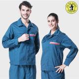綿のあや織りのWeakwearのユニフォームの産業Workwear