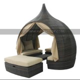 New Design decaying guards Rattan/Wicker sofa Leisure outdoor Furniture Mtc-207