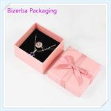 Коробка Jewellery бумаги подарка картона высокого качества