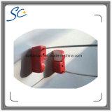 Бирка уплотнения UHF RFID нового продукта стальная для обеспеченности товаров
