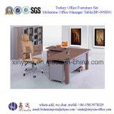 Malasia de Madera Muebles de oficina Oficina Biblioteca Presentación del Gabinete (BF-018 #)