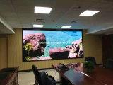 Mur visuel d'Afficheur LED d'intérieur de P4.81mm pour l'événement, étape (P3.91/P4.81/P5.68/P6.25)