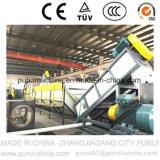 Película de plástico de residuos Máquina de producción de lavado Línea de reciclaje