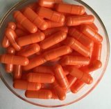 식용 빈 단단한 젤라틴 빈 캡슐 크기 00 에 4