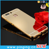 Huawei P9/P9 라이트를 위한 금속 미러 전화 상자