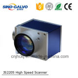 High Effciency Js2205 12mm Beam Aperture Laser Galvo Scan