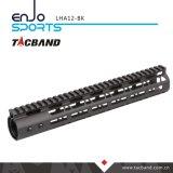 "De Reeks m-Lok 15 "" Superslim AR Machinaal bewerkte Handguards CNC van Lha van Tacband"