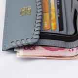 Бумажник Handmade женщин тавра конструктора малый с декоративной границей