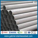 tubo de acero del horario 80 del grado 304L para el tubo de acero de 3 Ss de la pulgada