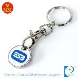 Einkaufen-Laufkatze-Münze/Scheinmünze Keychain für Supermarkt-Karre