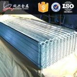Гофрированный металлом гальванизированный стальной лист толя