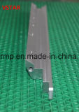 Hohe Präzision CNC-maschinell bearbeitendes Aluminiumteil für Plastikformteil