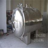 Machine van het Roestvrij staal van Yzg de Horizontale Vacuüm Drogende