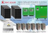 Photovoltaic Systeem van het Systeem van de ZonneMacht van het Net 10kw