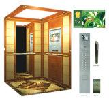 Macchina Roomless che sviluppa l'ascensore per persone poco costoso dell'elevatore