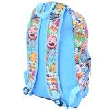 少年向けのスクールトロリーバッグ外枠バックパック