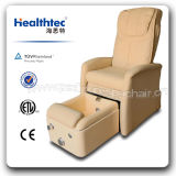 접을 수 있는 가치있는 발 온천장 안마 의자 못 살롱 가구 (E101-19K)